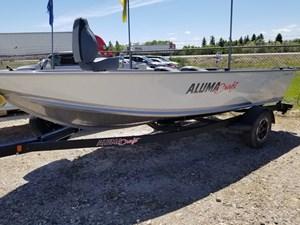 2021 Alumacraft Voyageur 175