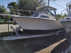 1989 Grady-White 252 Sailfish
