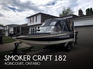 2012 Smoker Craft Pro Mag 182