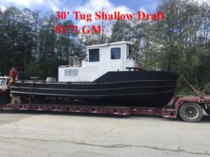 1966 Shallow Draft Single Screw