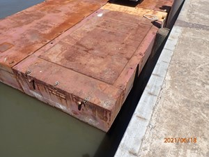 2011 Flexifloat Sectional Barges