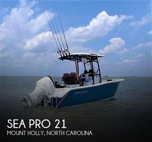 2020 Sea Pro 21