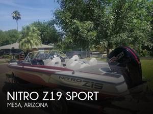 2019 Nitro Z19 Sport