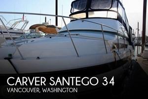1989 Carver 30 Santego