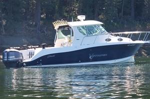2006 Striper Seaswirl 2901