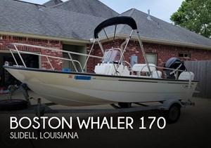2007 Boston Whaler Montauk 170
