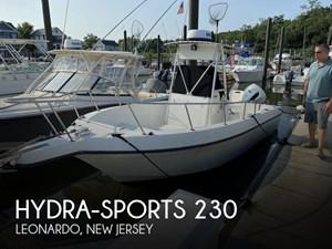2000 Hydra-Sports Seahorse 230