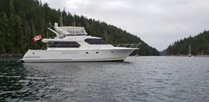 1996 West Bay SonShip 58