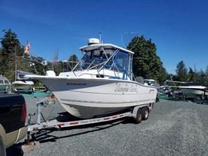 2005 Sea Pro 238WA