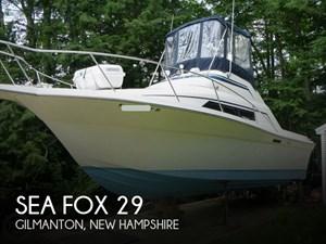 1988 Sea Fox 29