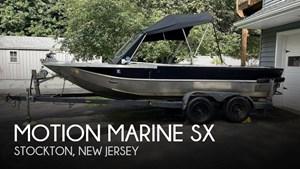 1998 Motion Marine sx