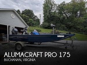 2019 Alumacraft Pro 175