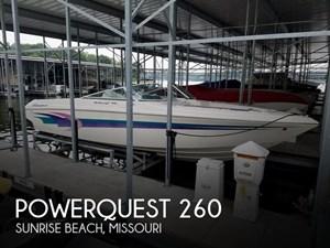 1998 Powerquest 260 Legend SLS