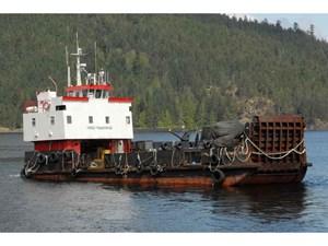 1974 Mackenzie Barge Work Platform