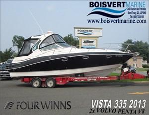 2013 Four Winns VISTA 335