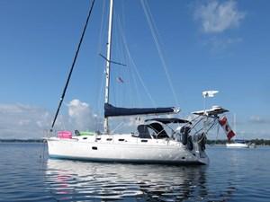 2002 Dufour Yachts Gib Sea 43