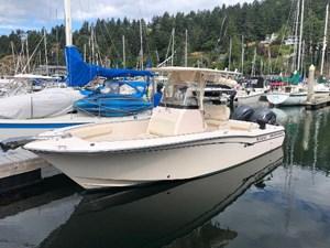 2013 Grady-White 257 Fisherman