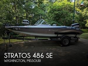2008 Stratos 486 SE