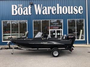 2021 Lowe Fishing Boats