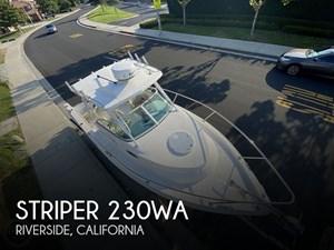 2017 Striper 230WA