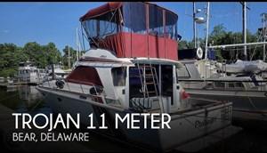 1986 Trojan 11 Meter