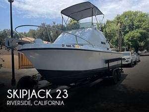 1975 Skipjack 23