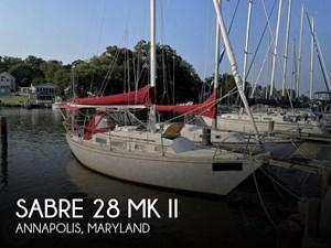 1977 Sabre Yachts 28 MK II