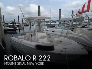 2018 Robalo R 222