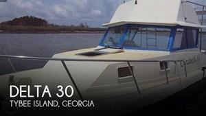 1984 Delta 30