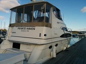 2004 Carver 396 Motor Yacht