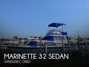 1975 Marinette 32 Sedan