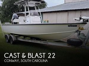 2018 Cast & Blast Kings Bay 22