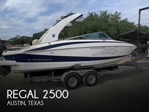 2015 Regal 2500