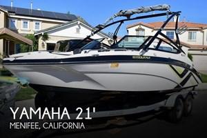 2015 Yamaha 212X High Output