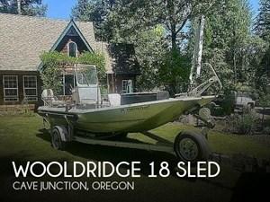 1979 Wooldridge 18 Sled