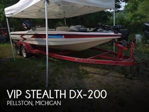 1996 VIP Stealth DX-200