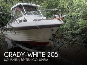 1981 Grady-White Gulfstream 205