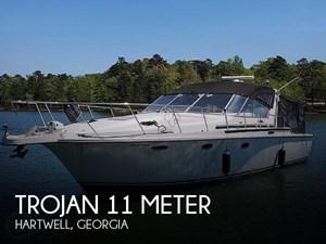 1989 Trojan 11 Meter Express 370