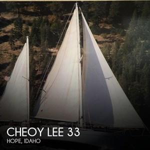 1976 Cheoy Lee 33