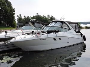 2007 Sea Ray 310 Sundander