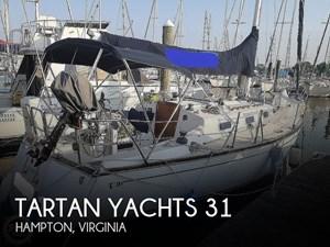 1988 Tartan Yachts 31