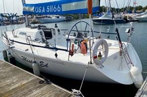 1997 X-Yachts IMX 38