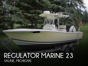 2004 Regulator Marine 23 CC