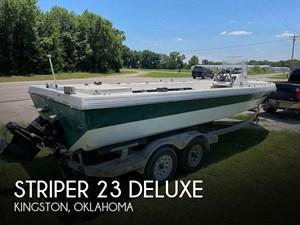 2000 Falcon Striper Deluxe 23