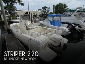 2015 Striper 220