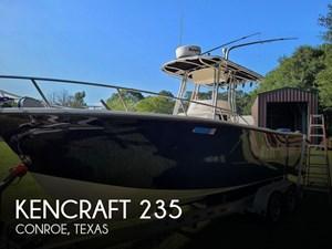 2001 Kencraft 235 Challenger