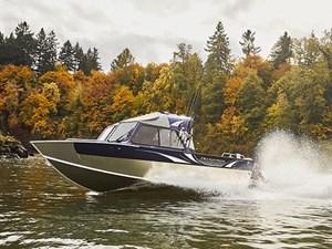2022 Duckworth 24' Pacific Navigator