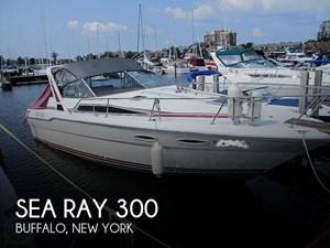 1989 Sea Ray 300 Sundancer