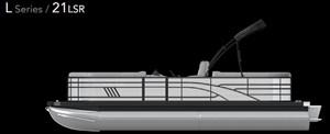 2022 Bennington 21 LSR