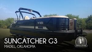 2019 SunCatcher Pontoons by G3 Boats G3 326SS Diamond Elite